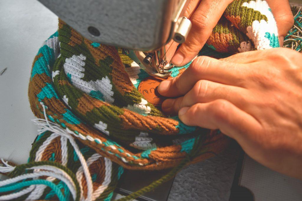 Couture de l'écusson Thonon-les-Bains